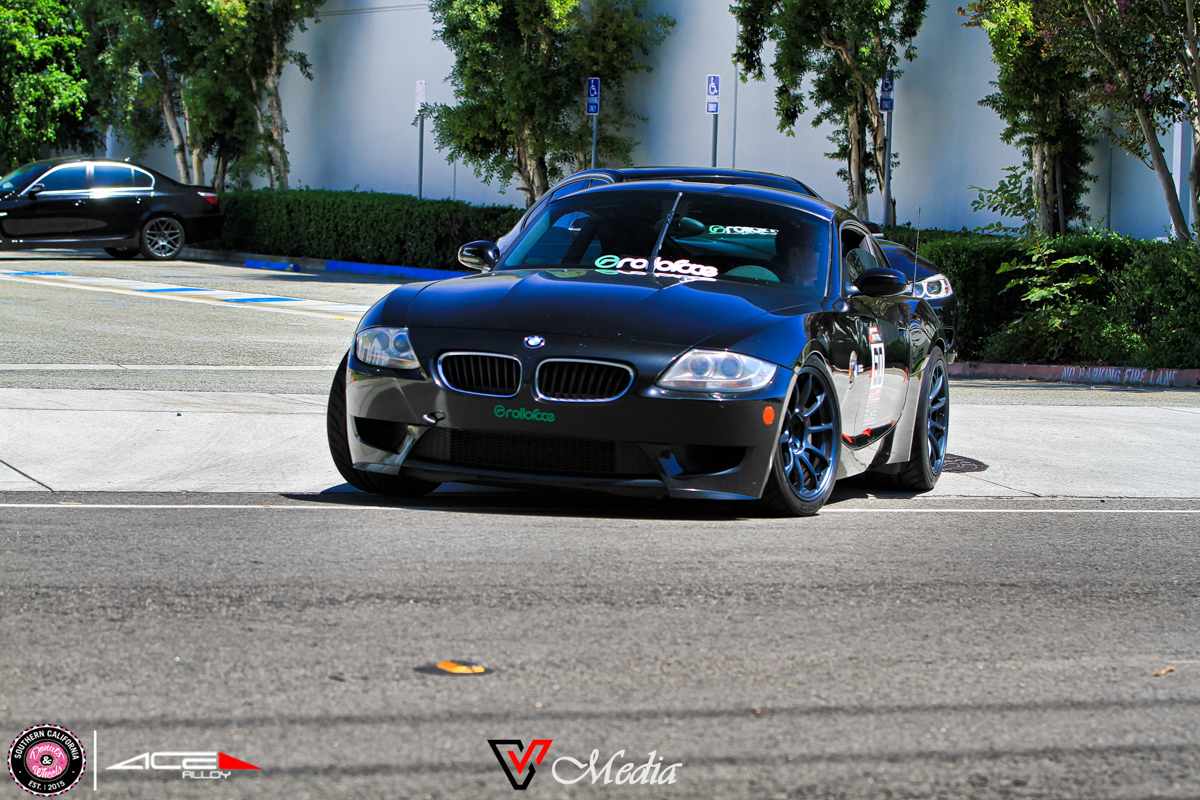Donuts & Wheels 2015-ACE Custom Wheel for BMW M3 avail.