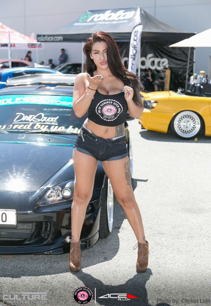 Donuts & Wheels 2015-ACE wheel BMW Staggered aftermarket wheel