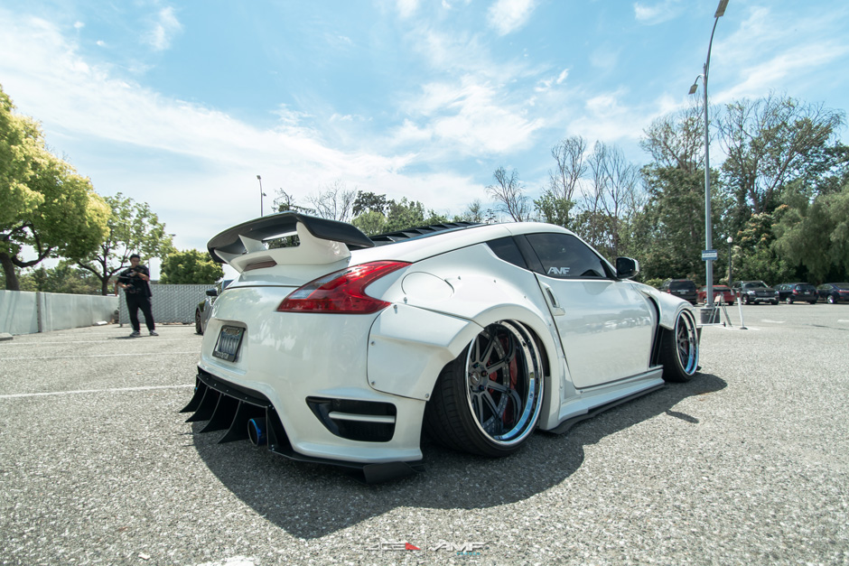 ACE Alloy AMF Forged Wheels Wekfest San Jose 2017 Trip