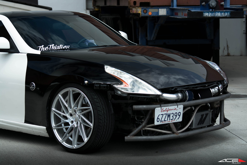 Nissan 370z | ACE Alloy Driven Wheels Rims