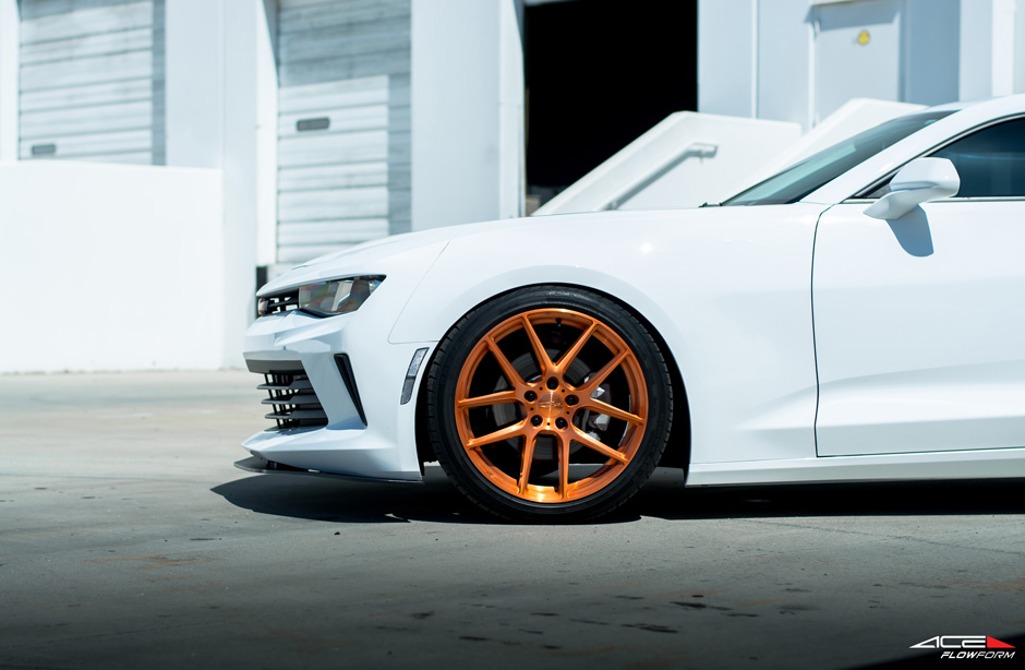 Ace-Alloy-Wheels-Flowform-AFF02-Brushed-Orange-Chevrolet-Camaro
