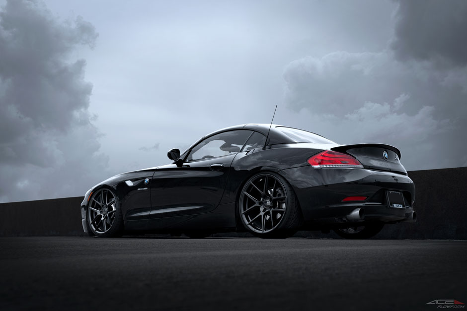Ace-Flowform-AFF02-Black-Chrome-BTW-BMW-Z4