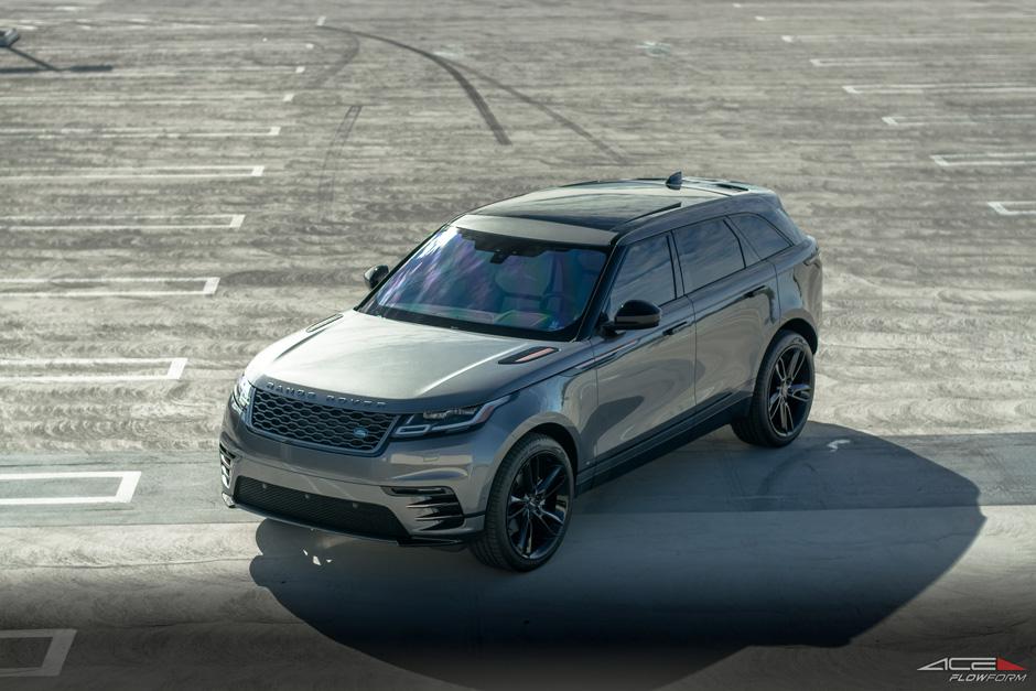 "Land Rover Range Rover Velar w/ Scorpio 22"" Gloss Black ACE"