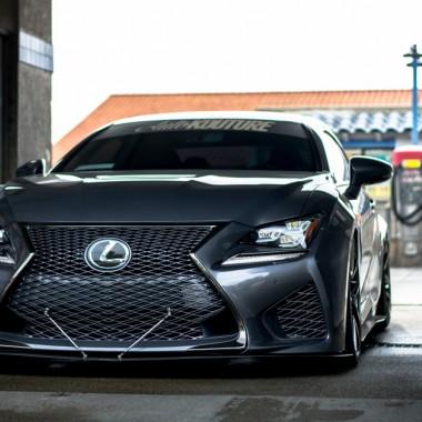 Lexus RCF w/ 20