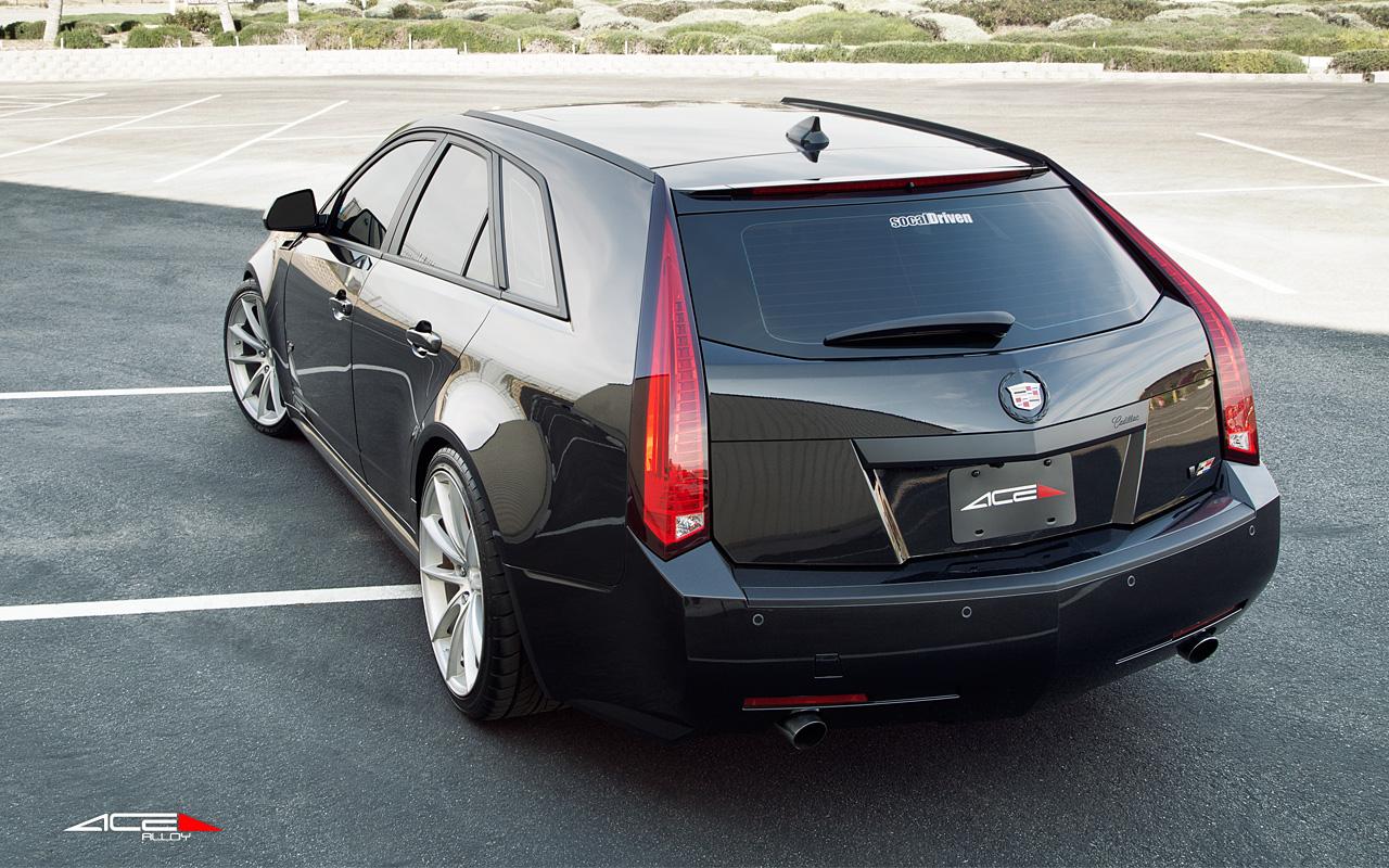 "20"" wheel Matte Silver Convex D704 Cadillac CTS-V Wagon avail. 20x8.5 / 20x9.0 / 20x10.0 / 20x10.5 / 22x9.0 / 22x10.5"