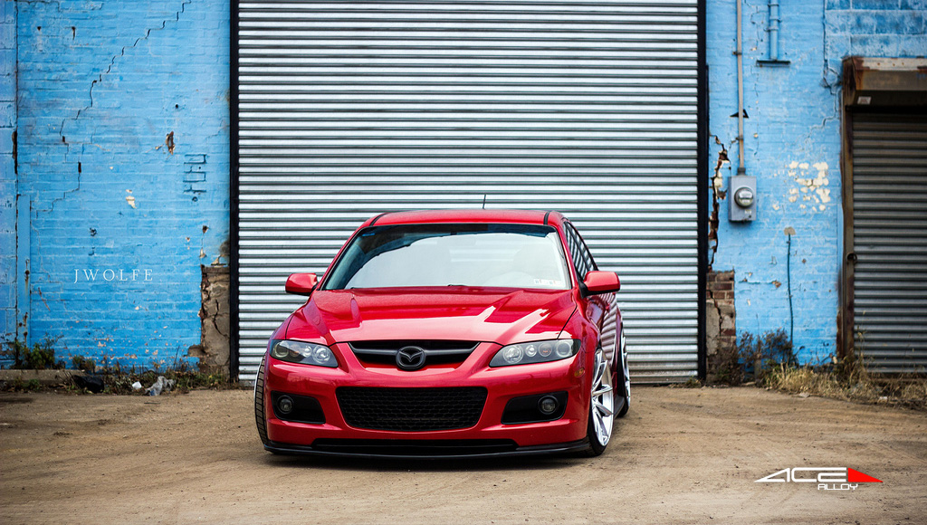 "19"" wheel Hypersilver Convex D704 Mazda MS6 avail. Titanium"