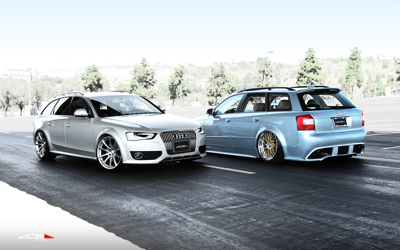 "20"" wheel Hyper Silver Convex D704 Audi Allroad avail. 18x7.5 / 19x8.5 / 19x10.0"