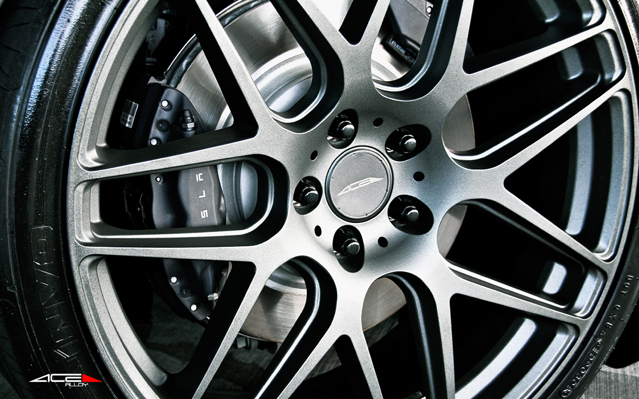 "22"" wheel Mica Grey Mesh7 D707 Telsa Model S"