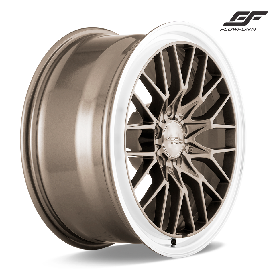 AFF04 V004 Bronze with Machined Lip