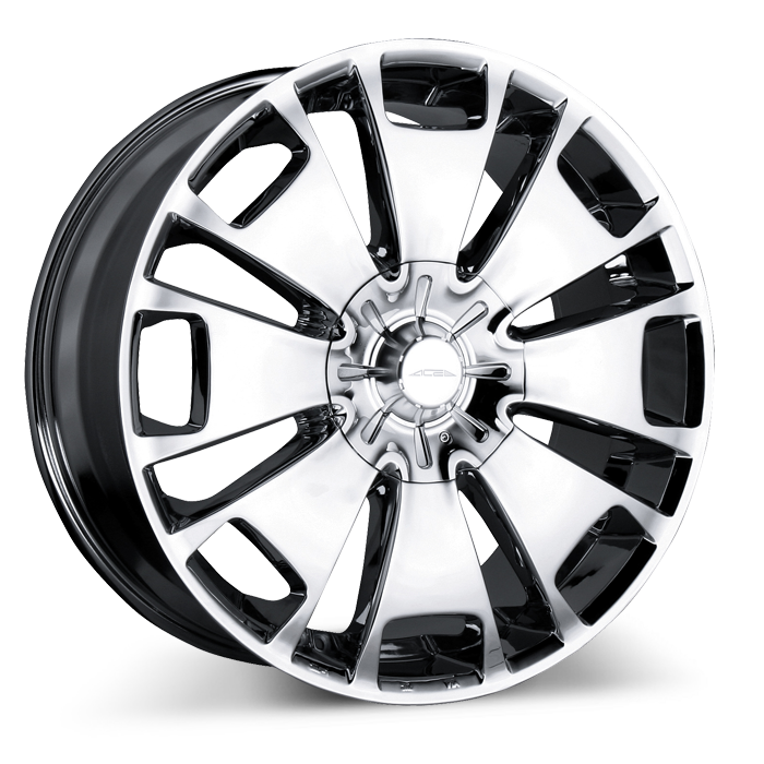 ESSEN C854 Chrome wheels & rims