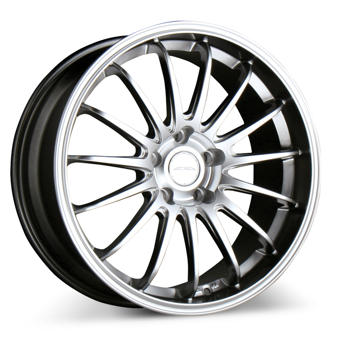 PASSION D672 Hypersilver wheels & rims