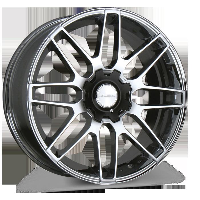 RADIUM D636 Chrome wheels & rims