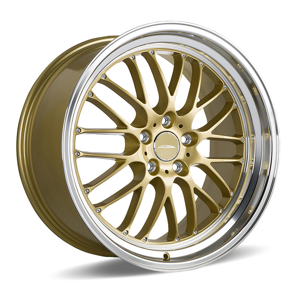 ... SL-M D715 Gold with Machined Lip ...