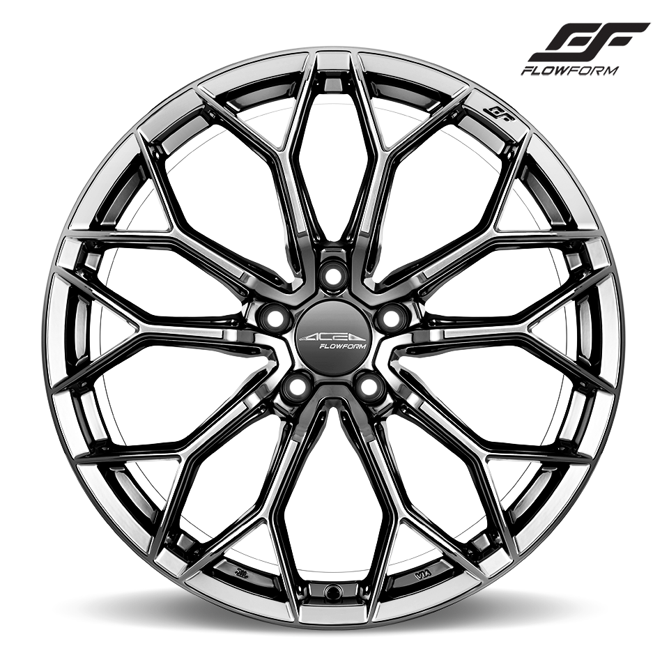 black bmw wiring diagram database R1 Chrome acealloywheel stagger bmw rims custom wheels chrome wheels bmw i8 aff09 black chrome