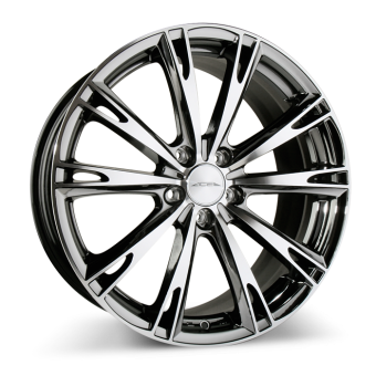ASPIRE C915 Black Chrome with Machined Face wheels & rims