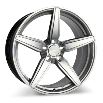 Couture C903 Hypersilver wheels & rims