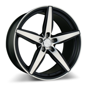 Couture C903 Matte black Machined 22x10.5 wheels & rims