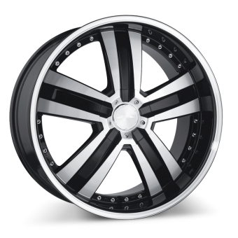 DELUXE C899 Chrome wheels & rims