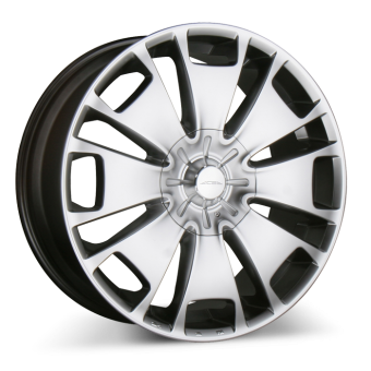 ESSEN C854 Hyperblack wheels & rims