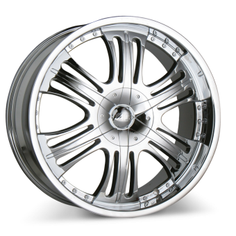MACK C808B Chrome wheels & rims