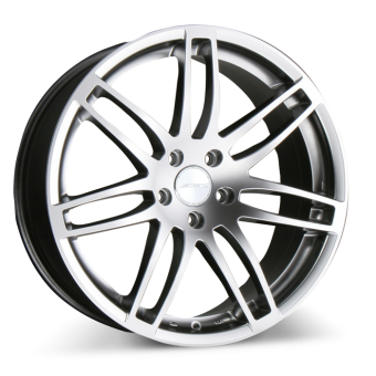 RS4 D678 Hyperblack wheels & rims