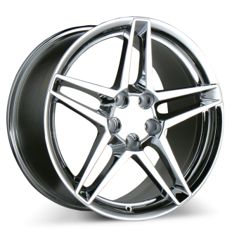 SLICK C814 Chrome wheels & rims