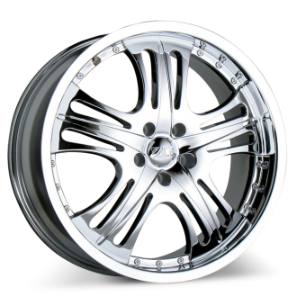 SPARK C808 Chrome wheels & rims