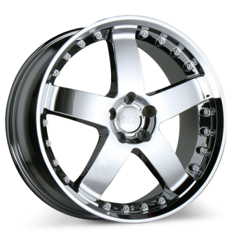 ZEUS C040 Chrome wheels & rims