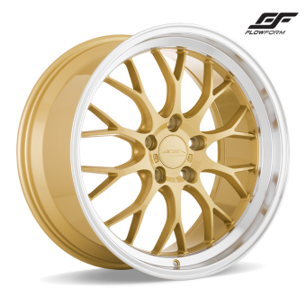 AFF10 Gold with Machined Lip