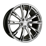 2011 Mercedes E Class C915 custom wheel