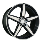 2012 Nissan Quest C903 custom wheel