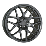 2011 Scion XB D707 custom wheel