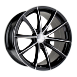 2012 Nissan Quest D704 custom wheel