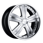 2012 Dodge Avenger C899 custom wheel