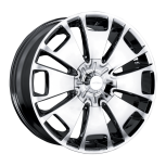 2005 Dodge Ram C854 custom wheel