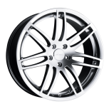 2012 Toyota Corolla D678 custom wheel
