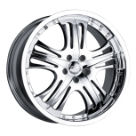 2010 Lexus LS 460 C808 custom wheel