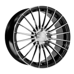 2012 Lincoln MKZ D701 custom wheel