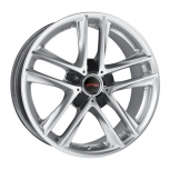 2012 Lincoln MKZ D668 custom wheel