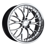 2012 Dodge Avenger D682 custom wheel
