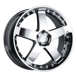 2011 Mercedes E Class C040 custom wheel