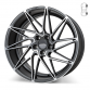 Driven D716 Matte Mica Grey with Machined Face