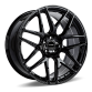 Mesh 7 D707 Gloss Black