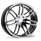 RS4 D678 Chrome wheels & rims