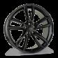 SCORPIO C902 Gloss Black wheels & rims