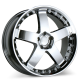 ZEUS C040 Chrome wheels & rims